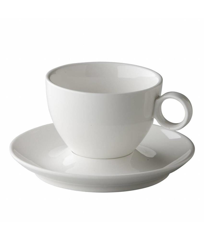 Stylepoint Latte / cappuccino kop bolvormig 300 ml 6 stuk(s)