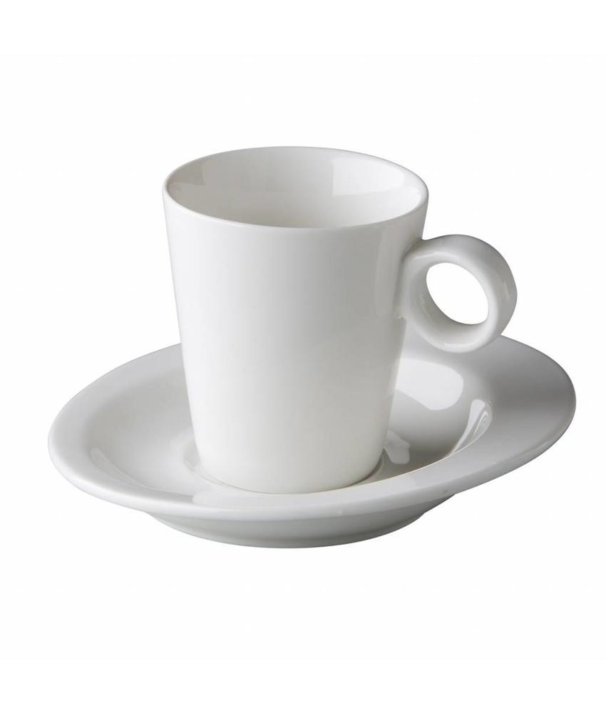 Stylepoint Espressokop modern 80 ml 6 stuk(s)