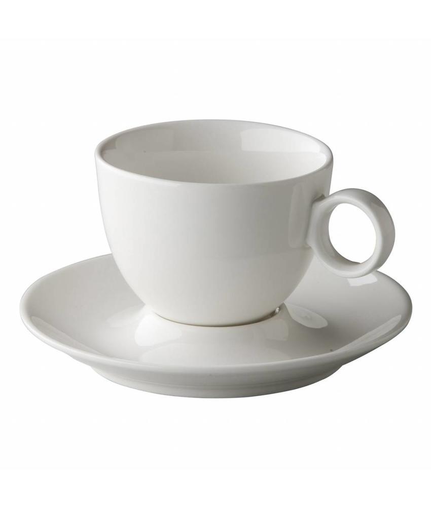 Stylepoint Cappuccino kop bolvormig 220 ml 6 stuk(s)