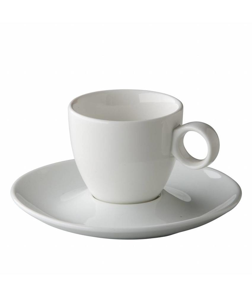 Stylepoint Espressokop bolvormig 80 ml 6 stuk(s)