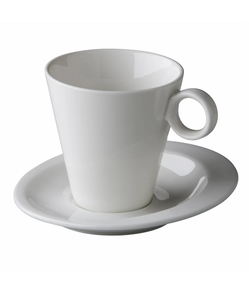 Stylepoint Cappuccino kop modern 240 ml 6 stuk(s)