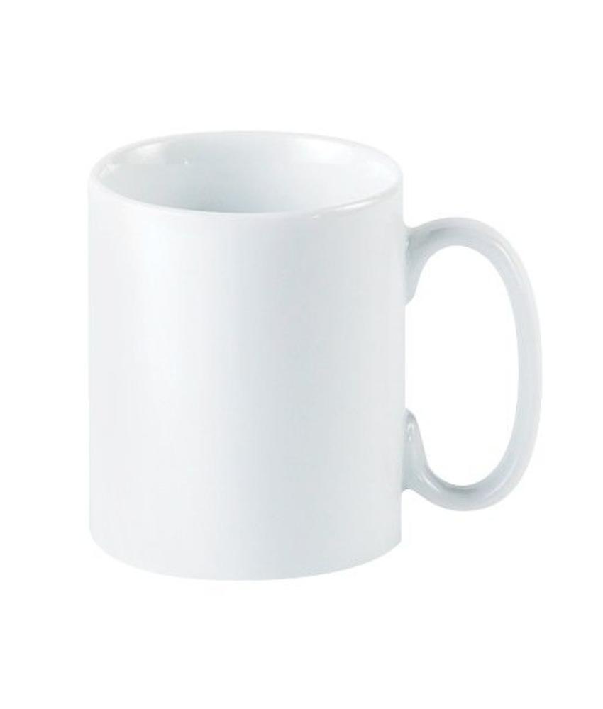 Porcelite Kantoormok 340 ml 6 stuk(s)