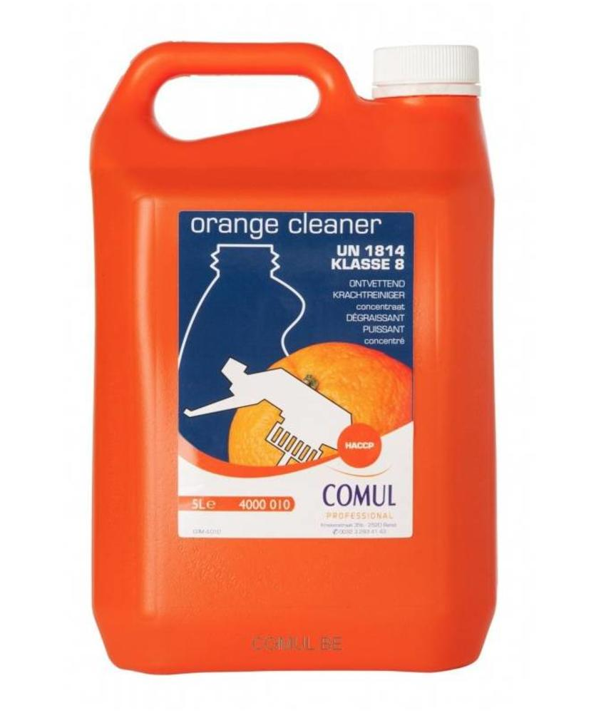 ORANGE CLEANER ONTVETTER 5L