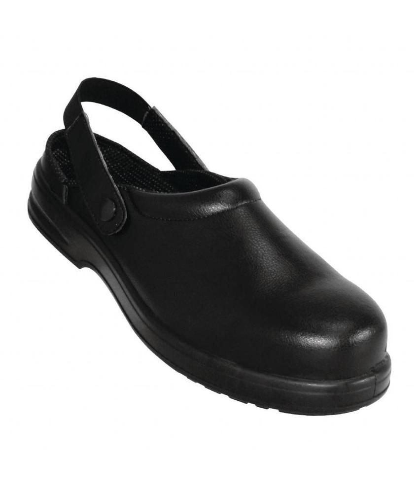 Lites Safety Footwear Lites unisex veiligheidsklompen zwart 38
