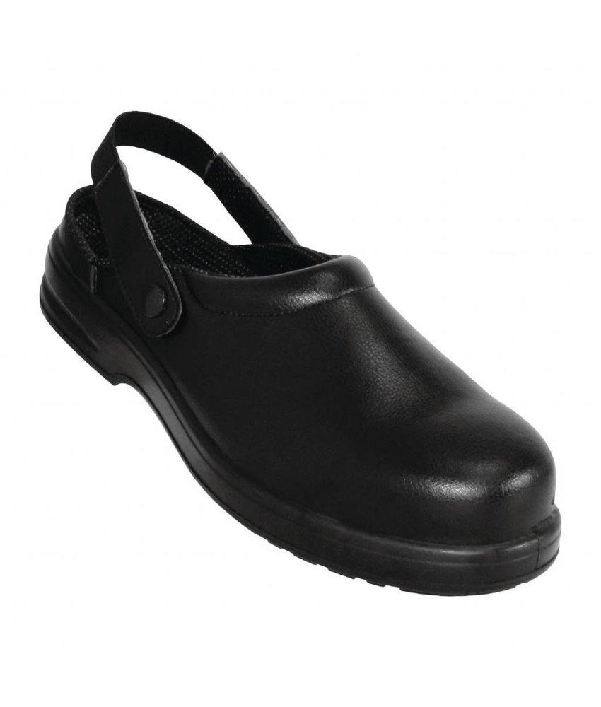 Lites Safety Footwear Lites unisex veiligheidsklompen zwart 43
