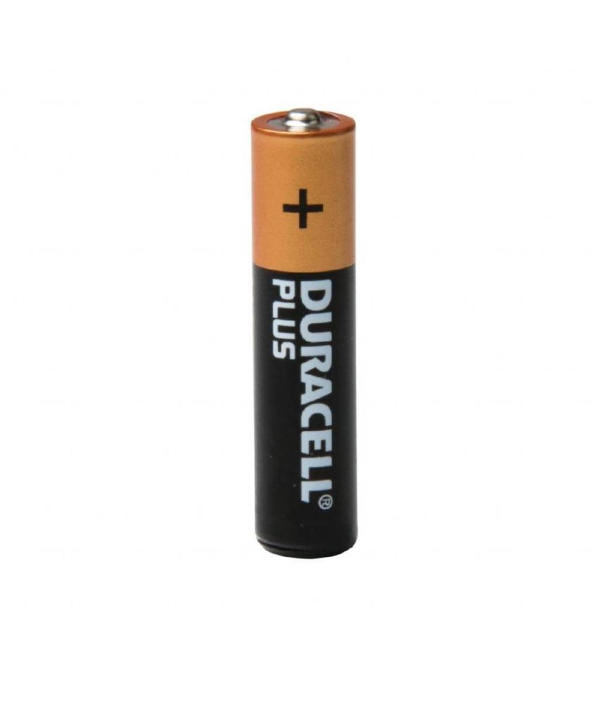 DURACELL Duracell AAA batterijen x4 4 stuks