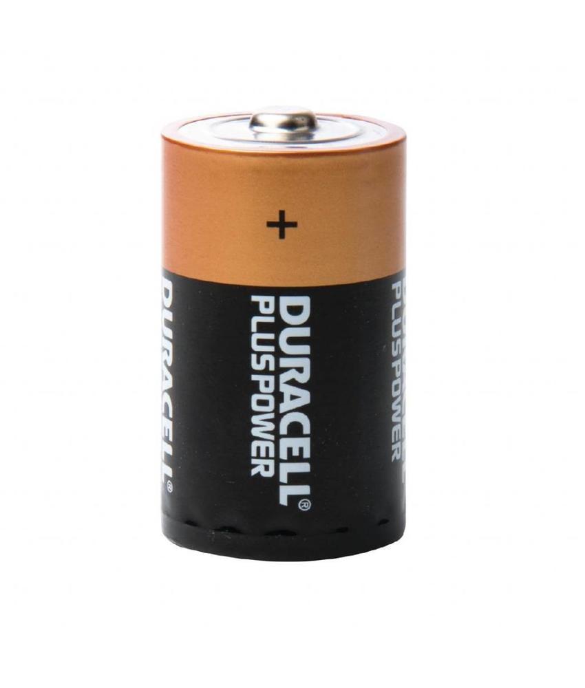 DURACELL Duracell D batterijen 2 stuks
