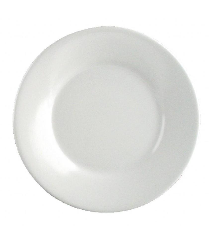 Kristallon Kristallon melamine borden 15cm 12 stuks