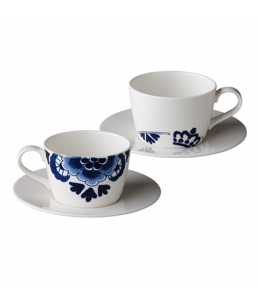 St.James Royal Delft Royal Delft kop 220 ml         6 stuk(s)