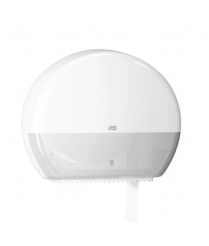 Tork Tork Jumbo toiletroldispenser wit
