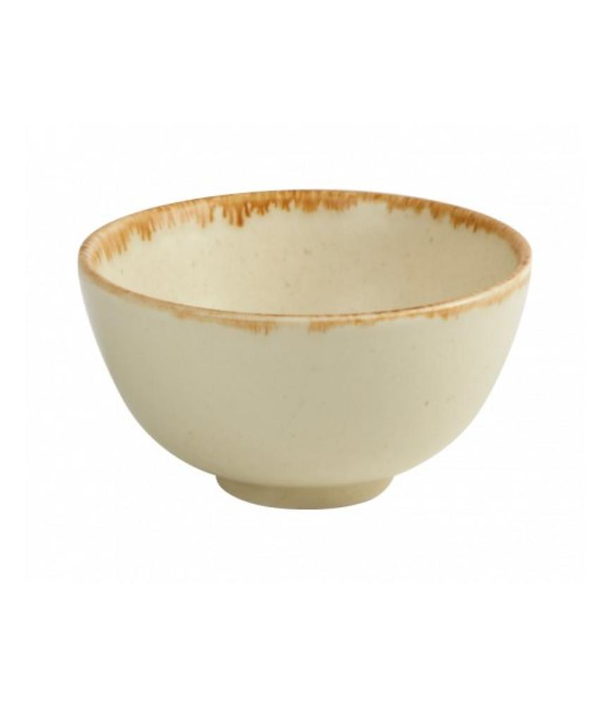 Porcelite Kom Wheat 13 cm 6 stuks