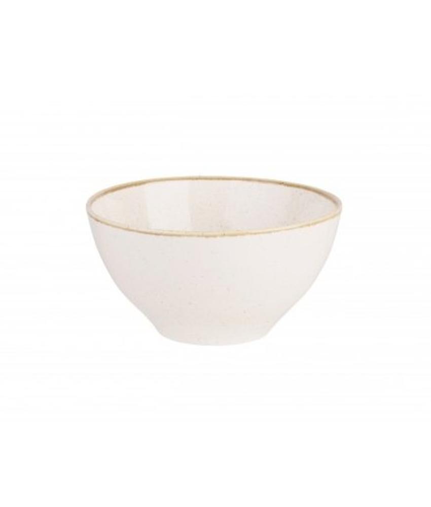 Porcelite Finesse kom Oatmeal 850 ml 6 stuks