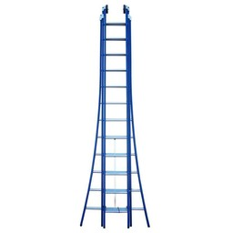 Driedelige ladder