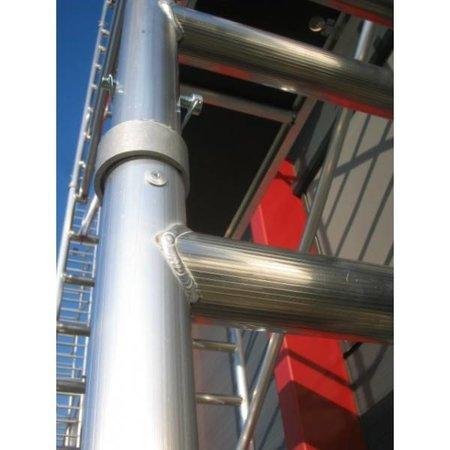 Rolsteiger Basic 6,3 meter werkhoogte type 2 met extra platform