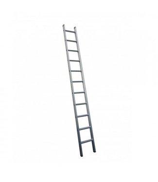 Enkele ladder 1x10 Maxall recht