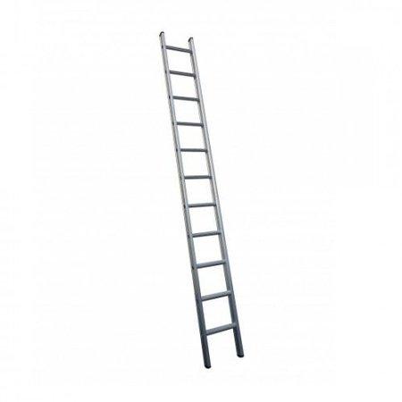 Enkele ladder 1x16 Maxall recht