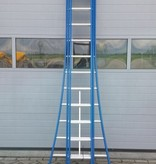 Driedelige ladder Premium 3x14