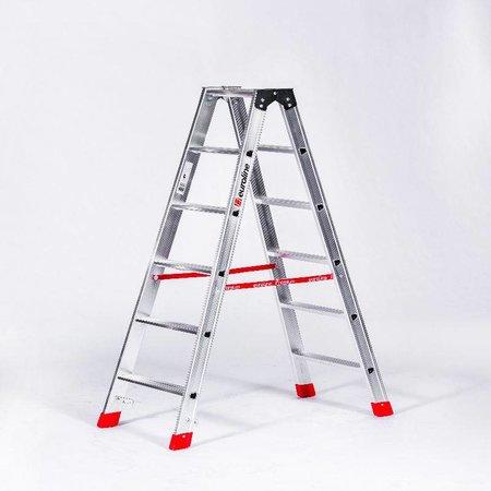 Dubbele trap Premium-Line 2x5