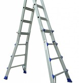 Multifunctionele vouwladder 4x4