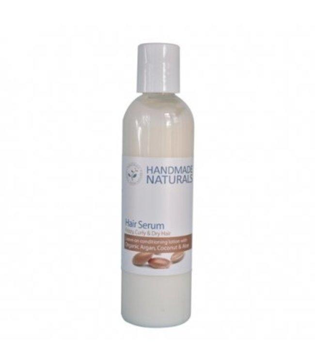 Handmade Naturals Haarserum Argan kokos - 125ml