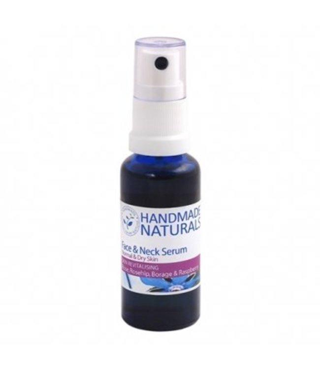 Handmade Naturals Serum Rose revitaliserend - 30ml
