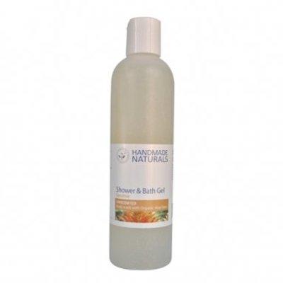 Handmade Naturals Douchegel zonder parfum - 250ml