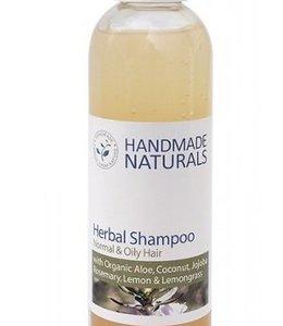 Handmade Naturals Kruidenshampoo normaal/vet haar