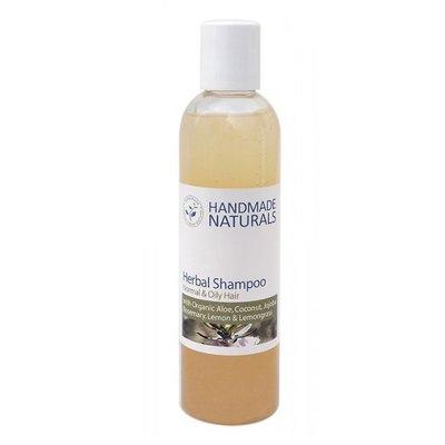Handmade Naturals Kruidenshampoo normaal/vet haar - 250ml