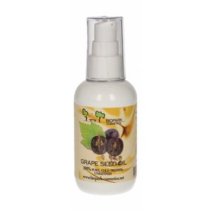 Biopark cosmetics Druivenpitolie