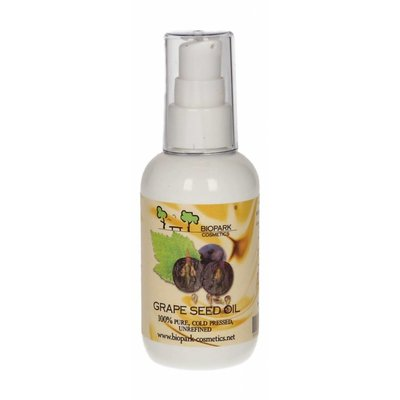 Biopark cosmetics Druivenpitolie - 100ml