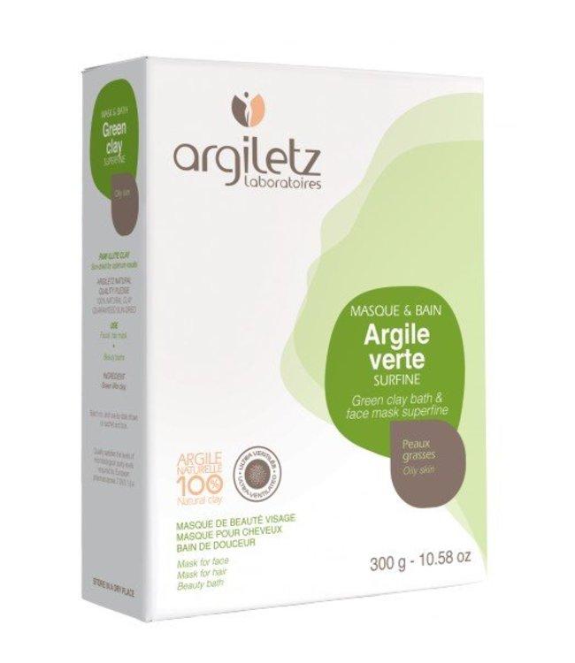 Argiletz Groene klei superfijn - 300 gram