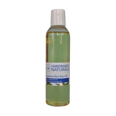 Handmade Naturals Rijstolie - 125ml