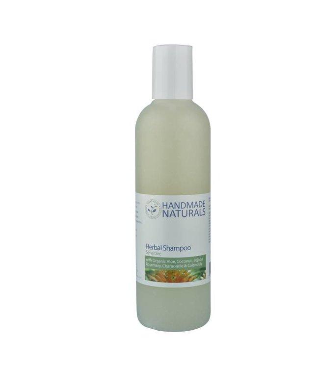 Handmade Naturals Kruidenshampoo unscented - 250ml