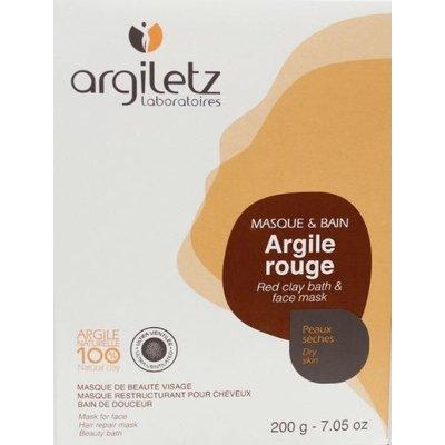 Argiletz Rode klei superfijn - 200 gram