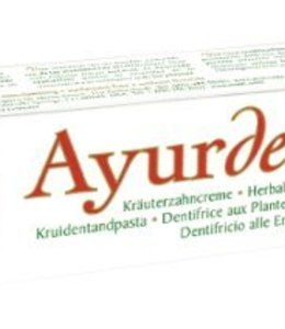 Maharishi Ayurveda Ayurdent tandpasta classic