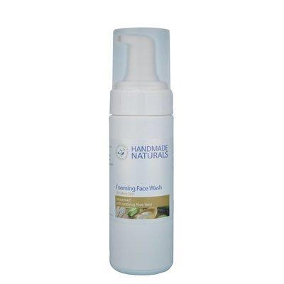 Handmade Naturals Facewash unscented Aloë Vera