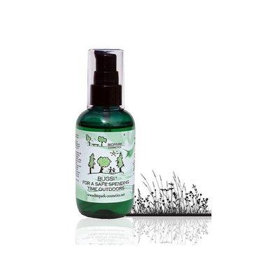 Biopark cosmetics Natuurlijk anti-insectenmiddel - 100ml