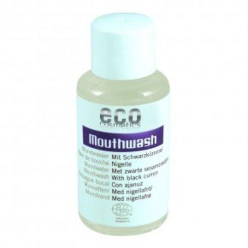 Eco Cosmetics Mondwater zwarte komijn