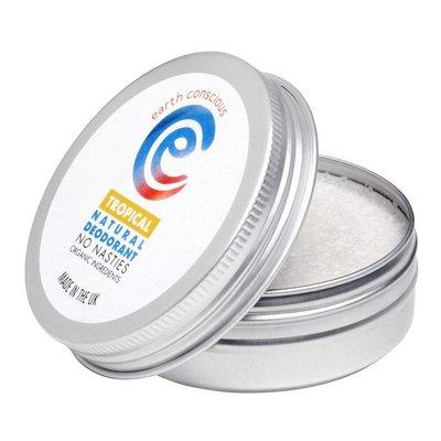 Earth Conscious Deodorant tropical 60g