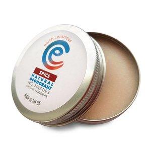 Earth Conscious Deodorant spice