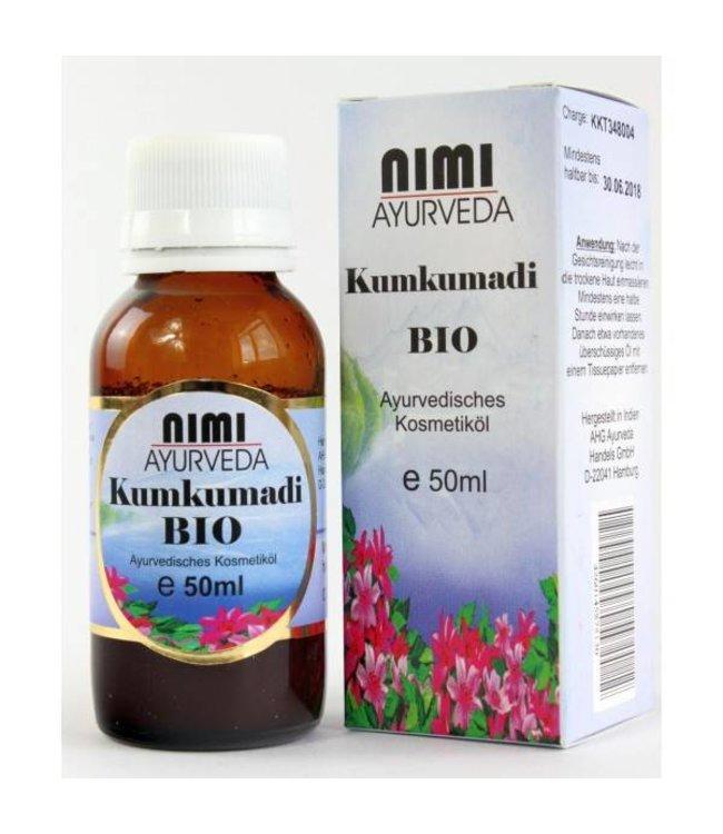 Nimi ayurveda Kumkumadi olie - 50ml
