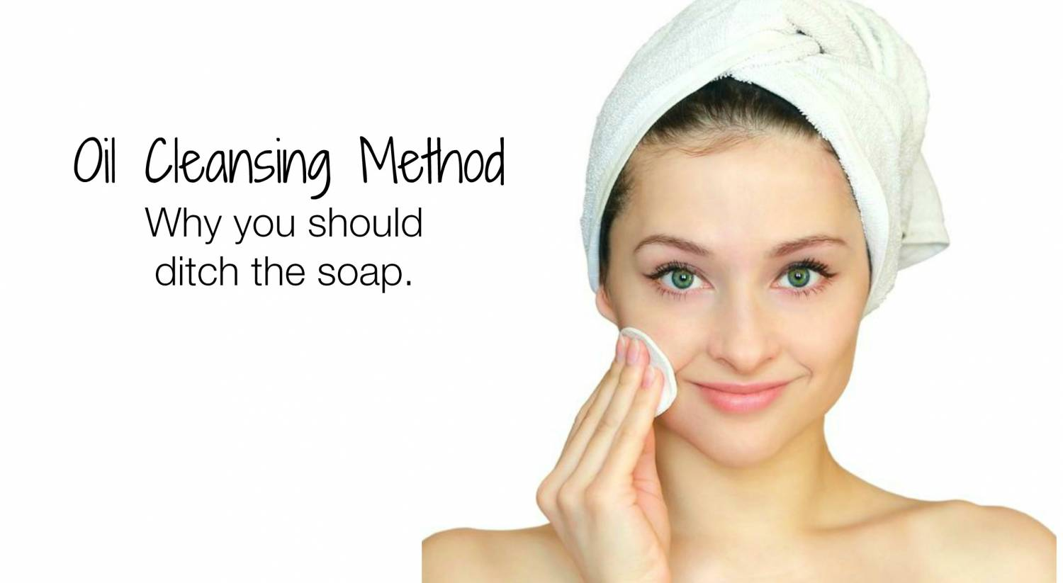 Oil cleansing method