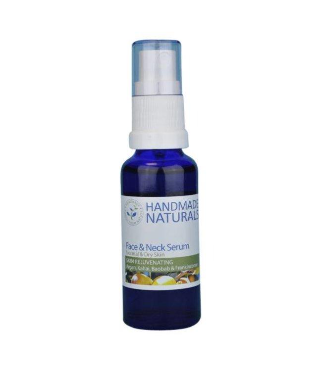 Handmade Naturals Serum Argan & Kahai- 30ml
