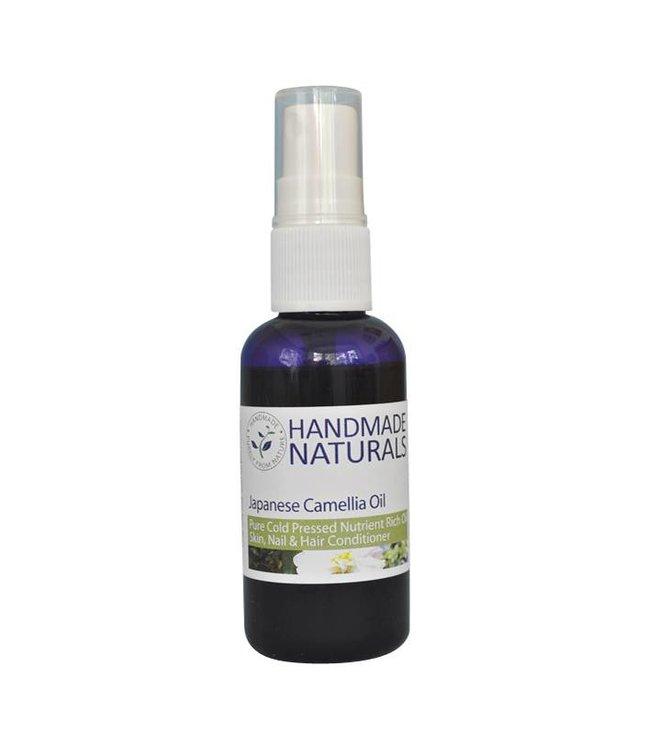 Handmade Naturals Camellia olie - 50ml