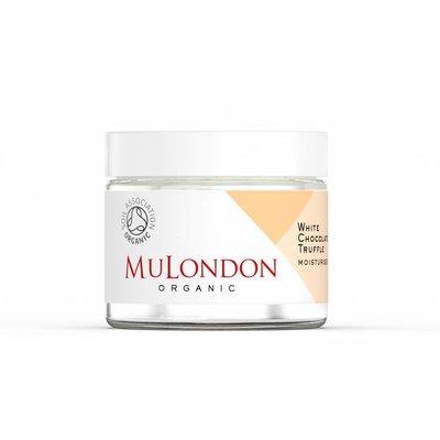 MuLondon White Chocolate Truffle Moisturiser - 60ml