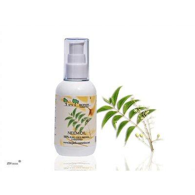 Biopark cosmetics Neem olie puur - 100ml