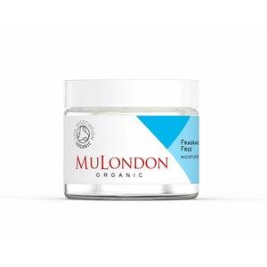 MuLondon Fragrance-Free Moisturiser