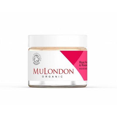 MuLondon Rose, Rosehip & Rosemary Moisturiser- 60ml