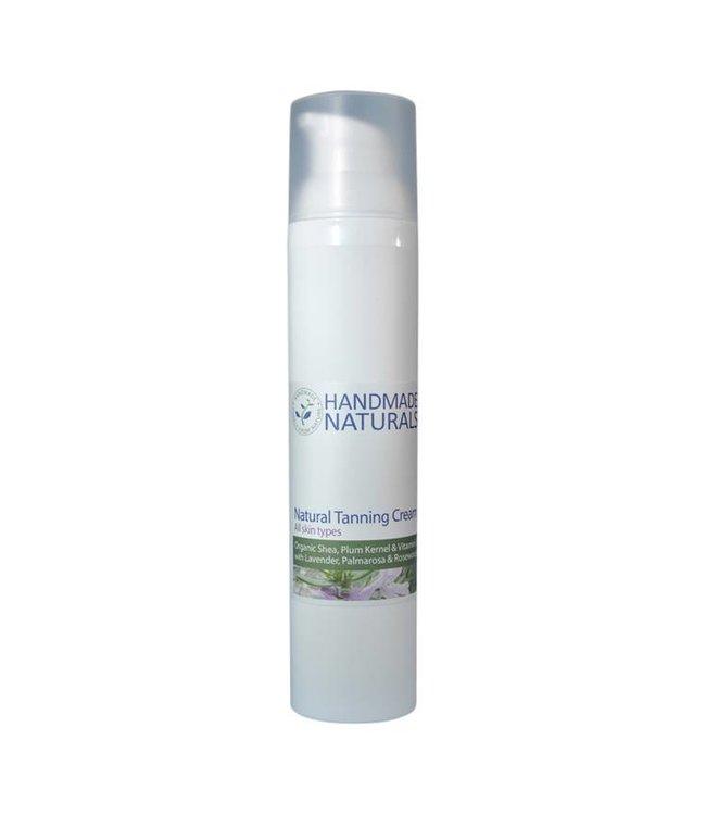Handmade Naturals Zelfbruinende creme - 100 ML