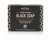 Akoma African Black soap - 145gr